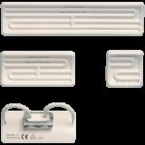 Изогнутый керамический инфракрасный нагреватель ОвенКомплектАвтоматика ИНС 1000W
